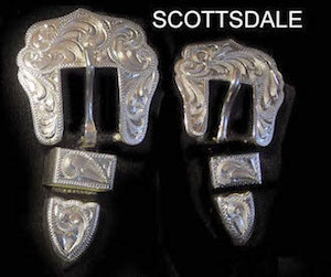 Scottsdale Buckle Sets