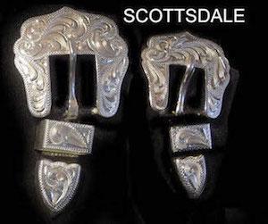 Scottsdale Buckle Sets