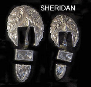 Sheridan Buckle Sets