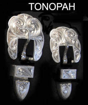 Tonopah Buckle Set