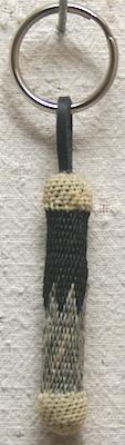 Horsehair Key Chain