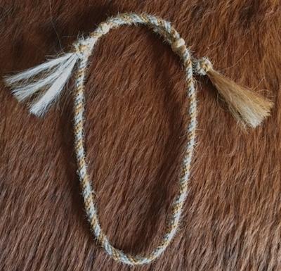 Horse Hair Hat Band