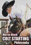 Martin Black Colt Starting