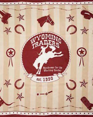 Wyoming Traders Burgundy