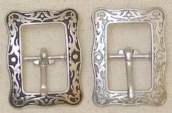 Jeremiah Watt 4030 Center Bar Buckles