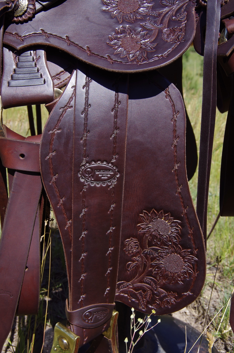OWS Custom Saddles | Vaquero Saddles | Old Time Saddles