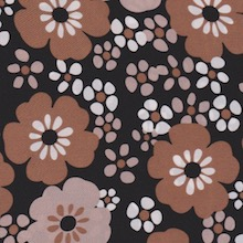 Cowboy Images Prairie Flower Brown